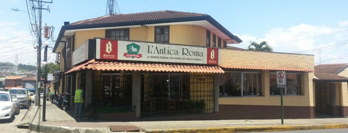 L'Antica Roma is one of Heredia.