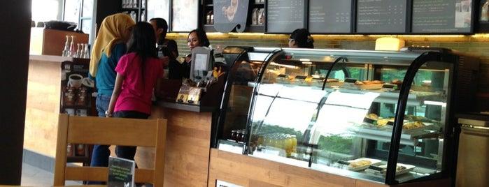 Starbucks is one of Lugares favoritos de Linto.