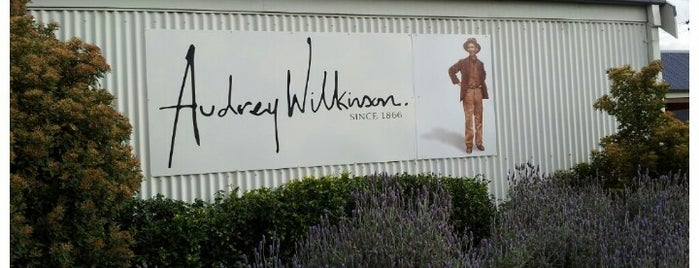 Audrey Wilkinson Winery is one of Crowded Sydney.