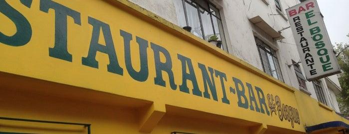 Cantina del Bosque is one of Gespeicherte Orte von Armando.