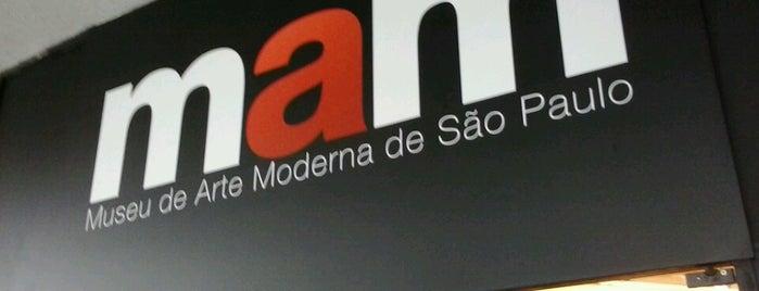 Museu de Arte Moderna de São Paulo (MAM) is one of To do list 2014.