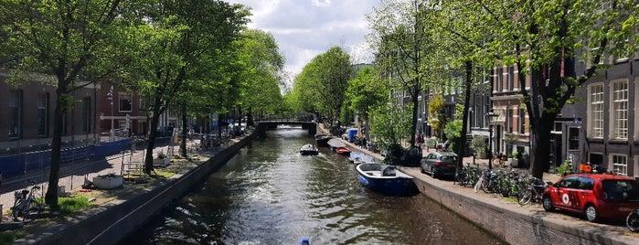 Pieter Goemansbrug (Brug 93) is one of Amsterdam.
