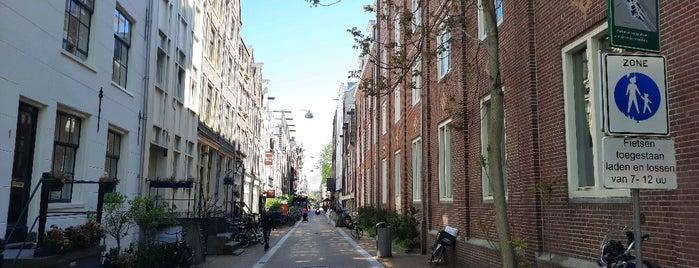 Korte Leidse Dwarsstraat is one of Amsterdam.