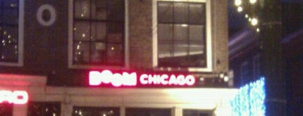 Boom Chicago is one of De Jordaan 1/2.