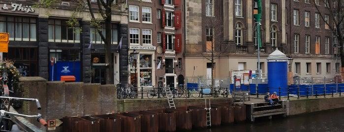 Aalmoezeniersbrug (Brug 68) is one of Best of Amsterdam.