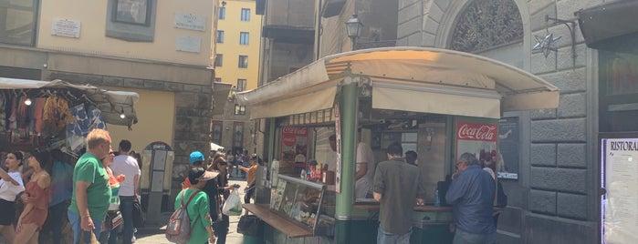 Trippaio di P.za del Mercato Nuovo is one of Florence 2019.