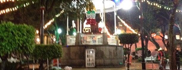 Centro Histórico de Tlalpan is one of Lo mejor de Tlalpan.