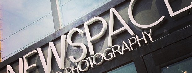 Newspace Center for Photography is one of Portland.