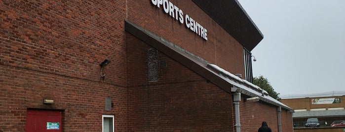 Whitehaven Sports Centre is one of GLL Leisure Centres, Gyms, Pools.
