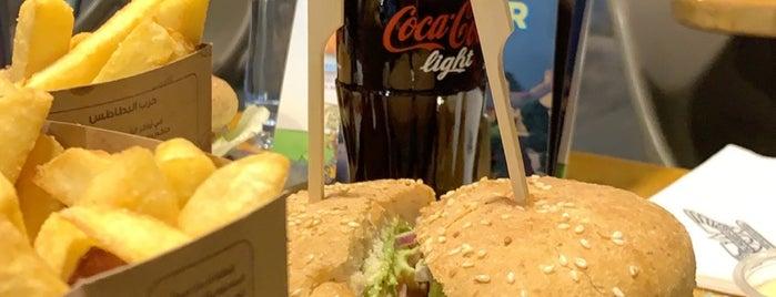 BurgerFuel برجر فيول is one of Lugares favoritos de Mohammad.