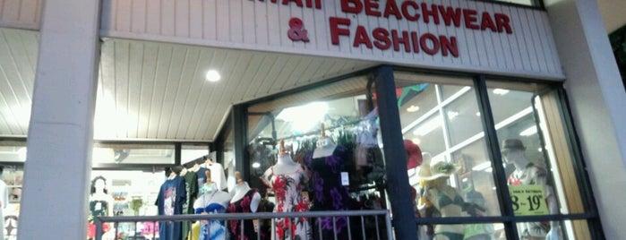 Hawaiian Beachwear & Fashion is one of Locais curtidos por Alfa.