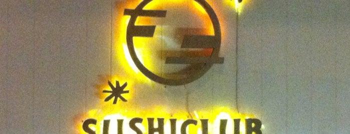 Sushiclub is one of PLAYA DEL CARMEN QROO.