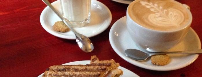 Yuki Espressobar is one of Locais curtidos por Mark.