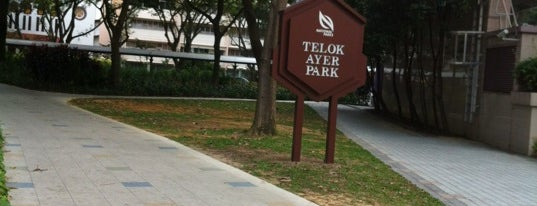 Telok Ayer Park is one of Ianさんのお気に入りスポット.