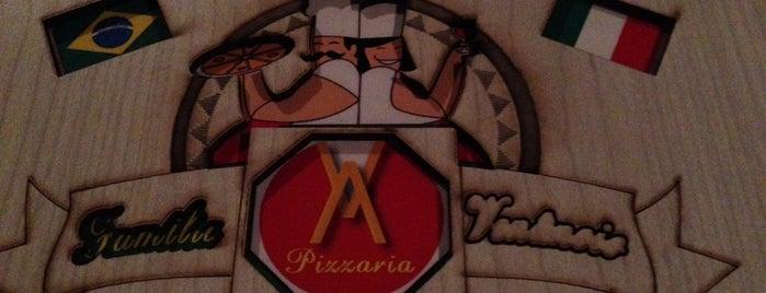 Pizzaria Família Venâncio is one of Posti che sono piaciuti a Fernando.