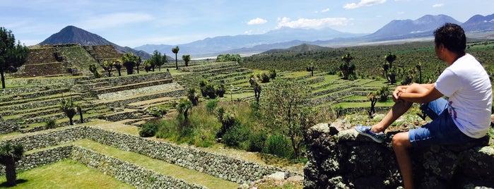 Zona arqueologica de cantona is one of Puebla.
