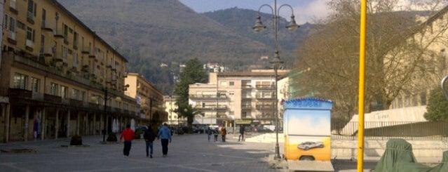 Piazza Antonio Labriola is one of Locais curtidos por Francesco.