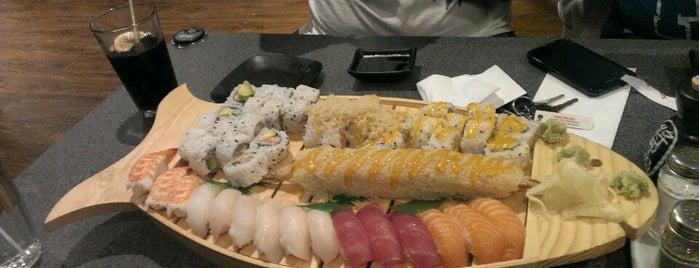 Sushi California is one of Frau 님이 저장한 장소.