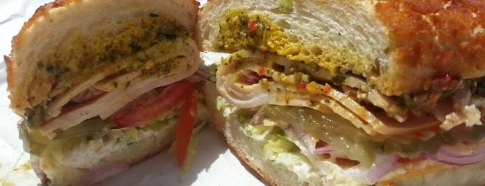 CJ's Gourmet Delicatessen is one of Lugares guardados de Chandini.