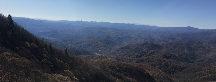 Blowing Rock, NC is one of Trudy's list.