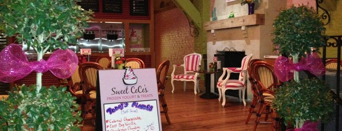 Sweet Cece's Cafe is one of Charleston SC Charmers.