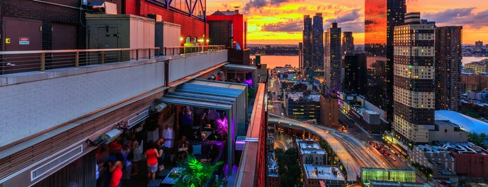 Sky Room is one of Manhattan Bars to Check Out.