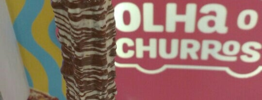 Olha o Churros! is one of Locais curtidos por M..