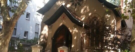 All Saints Moda İngiliz Kilisesi is one of İstanbul - yeni gidilecek.