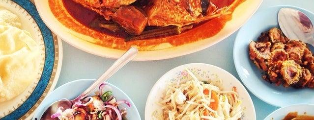 Restoran Deen Kari Kepala Ikan is one of Hirorie: сохраненные места.