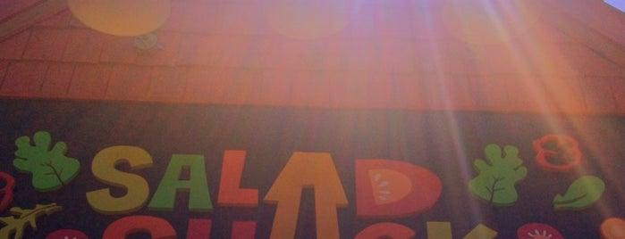 Salad Shack is one of Food & Drink.