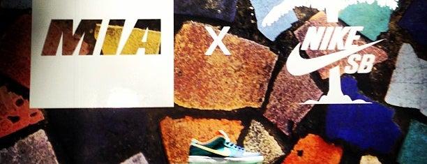 MIA x Nike Pop Up Shop is one of MIAMI.