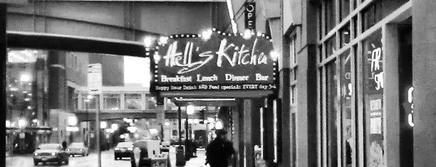 Hell's Kitchen is one of Minneapolis.