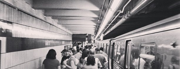 MTA Subway - Grand St (B/D) is one of Big Apple (NY, United States).