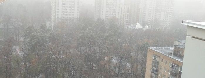 ЖК Святобор is one of สถานที่ที่ Ilona ถูกใจ.