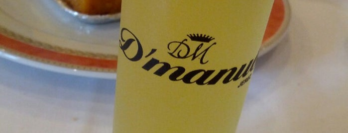 Restaurante D'manue is one of Bares.