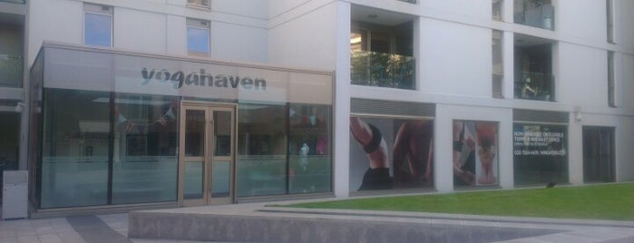 yogahaven is one of Get Fit in London.