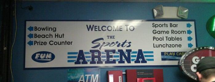 The Sports Arena is one of Posti che sono piaciuti a Dana.