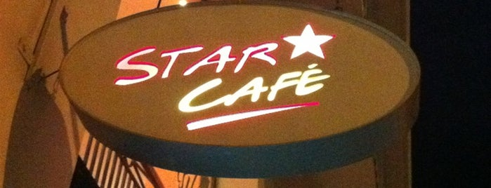 Star Cafe is one of Lieux qui ont plu à Margarita.