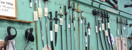 James H Cohen & Sons Inc. [Antique Weapons And Coins] is one of New Orleans 2013.