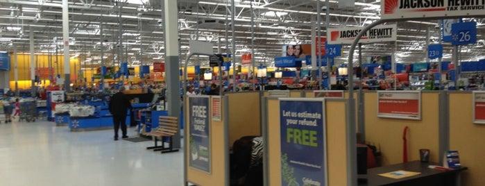 Walmart Supercenter is one of Onalaska wi.