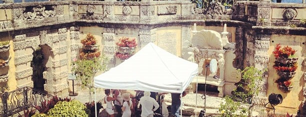 Vizcaya Museum and Gardens is one of Kids love South Florida.