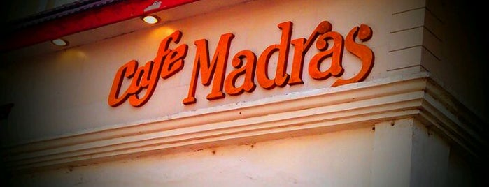 Café Madras is one of Mumbai.