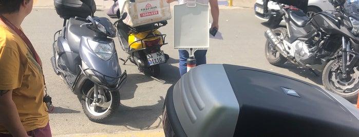 TÜVTÜRK Motosiklet Muayene İstasyonu is one of สถานที่ที่ Kayıhan ถูกใจ.