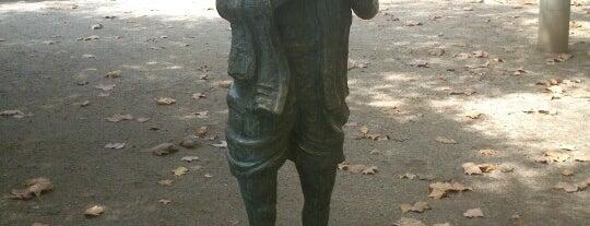 Parc Gandhi is one of Nens - Niños.