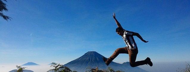 Gunung Prau is one of Beautiful Dieng.