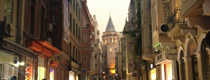 Galata is one of My Istanbul.