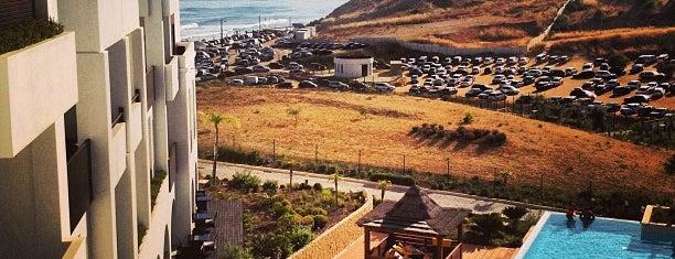 Belmar Spa & Beach Resort is one of Tempat yang Disukai MENU.