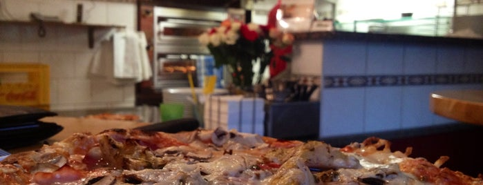 Pizza Fontana is one of Hervorragende Küche in Pforzheim.
