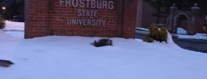 Frostburg State University is one of 2014 U.S. Tour.
