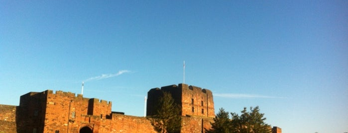 Carlisle Castle is one of Posti che sono piaciuti a Carl.